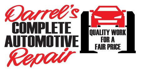 darrel s muffler complete automotive repair rochester mn rh darrelsmufflershop com Auto Repair Shop Signs Auto Body Repair Logos