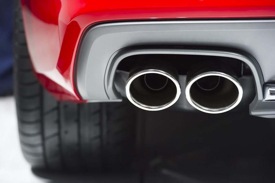 Take care of exhaust problems right away